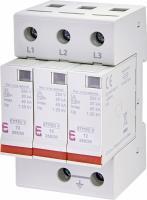 Ограничитель перенапряжения ETITEC V T2 255/20 3+0